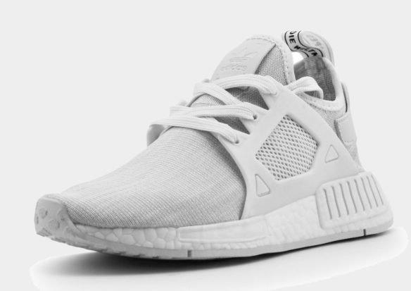 Adidas NMD XR1 White Белые